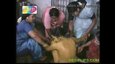 girl puberty function desi naked bath - 1 min 6 sec