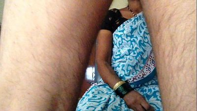 desi maid in saree getting fucked handsomely by owner - 4 min