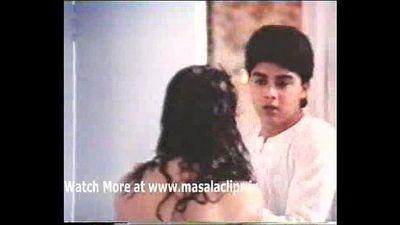 Very Hot Bathing Clip From Mallu Movie - 5 min