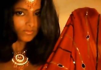 Desi Dancer Beautiful Erotic Sensuality