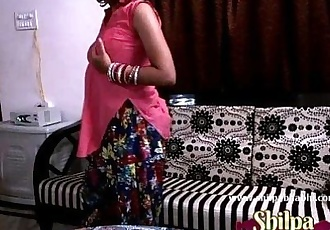 Juicy Indian Wife Shilpa Bhabhi Maturbation - ShilpaBhabhi.com - 1 min 25 sec