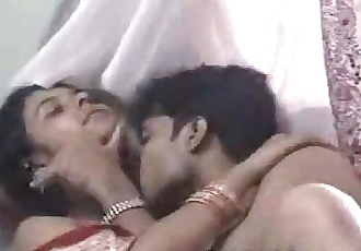 Indian Lovely Couple Enjoying - 35 min