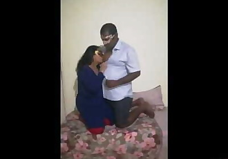 Chubby Mature Indian MILF Shanaya Big Boobs Sucked and Fucked with Anal Sex