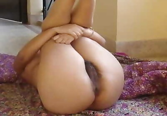 Fucking Big Boobs Mother in Law in Saree Cum on Big Ass