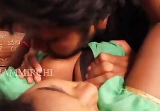 Hot Desi Shortfilm 184 - Big Boobs Squeezed Hard many Times, Press & Kissed