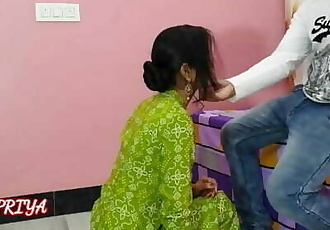 Owner Badly XXX Fuck Maid by Giving her Money, Hindi Roleplay Sex - YOUR PRIYA
