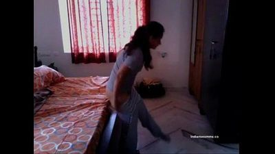 Desi married indian sister quickie with brother hidden cam - 1 min 38 sec