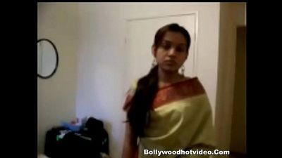 Indian Girlfriend Stripping - 10 min