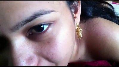 Indian Tamil Girlfriend Blowjob - 2 min