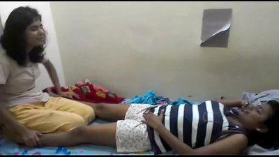 lesbian indian fun time - 1 min 3 sec