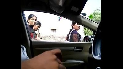 desi dick flash to three college girls - 37 sec