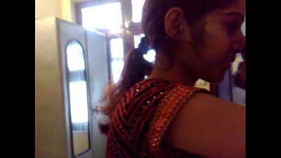 indian girl can,t control on lip kiss - 2 min