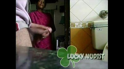 dick flash indian maid - 1 min 0 sec