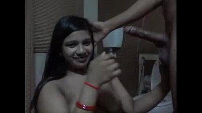 Deep Throat Pakistani Babe Blowjob - 1 min 40 sec