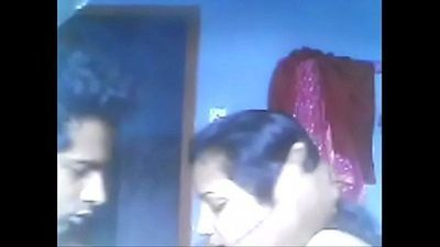 Desi Cheating Wife Talking With Kids While Fucked By Lover - 20 min