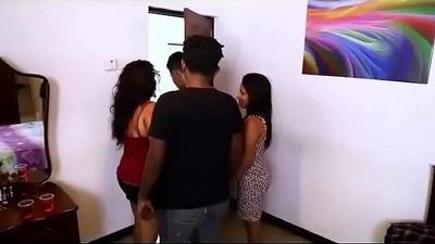 Bangladeshi Wife Swapping Between 2 horny Best Friends - 7 min