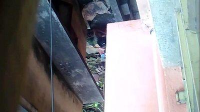 Indian Bengali sexy girl washing cloth - 9 min
