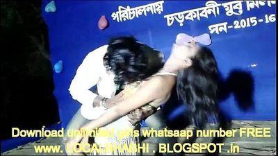 desi girl open sexy mujra show village sexy hot dance - 4 min