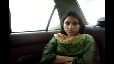 Bengali Beautiful Girl on Cab - 8 min