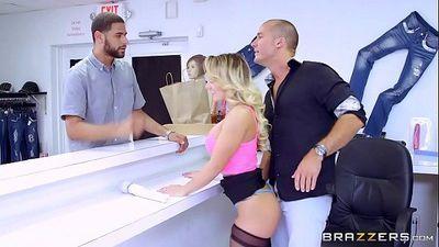 Brazzers - - Big Tits at Work - 7 min HD