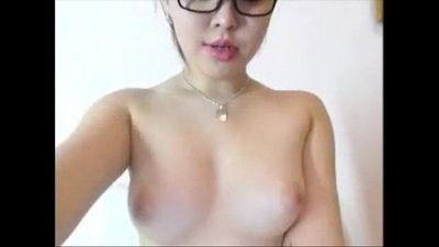 Sexy girl showing off her fresh flesh - 5 min