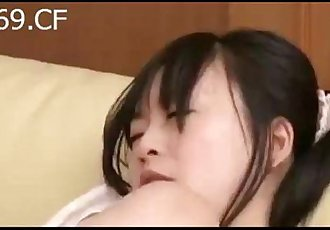 Asian Girl Watching Porn - Full video: http://ouo.io/z7eM2p - 5 min
