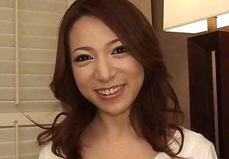 Special cock sucking experience with Kanako Tsuchiyo - 12 min