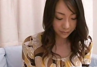 Junko Izawa turned on so much - 10 min