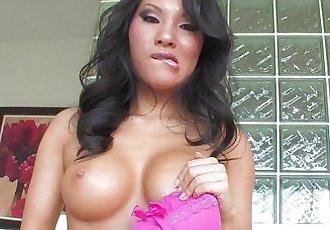 Asa Akiras Hot as Fuck - 8 min HD