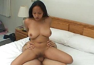 Beautiful and busty brunette humps that fat erect cocker - 8 min