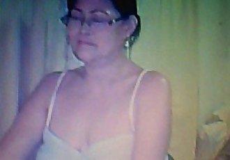 ERLINDA AZCUNA - hot, mature filipina mama - 5 min