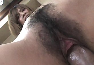 After a hot sixty nine she mounts his erect cock - 8 min HD