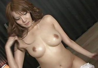 Stunning babe Yuna Hirose tit flaunting and banged hard - 8 min