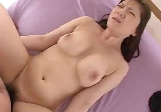 Dazzling POV show along big ass Ichika Asagiri - 12 min