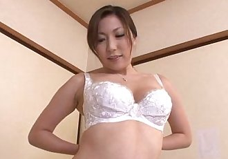 Sexy mother id like to fuck caresses herself - 5 min