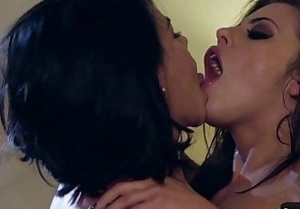 College Turning into Lesbian Fuck Machine Adriana Chechik, Dana Vespoli