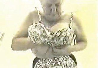 Great hidden cam video. Watch my granny in toilet - 58 sec