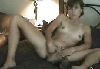 Exhibitionist wife loves to be watched by internet viewers - 1 min 30 sec