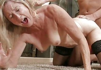 Sex Hungry Annabelle Brady - 3 min