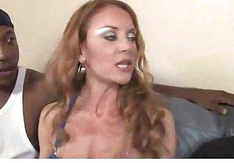 My big tits mom likes big black fat cock 14