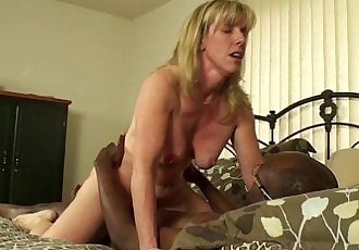 Carol Fucks Two Big Beautiful Black CocksHD
