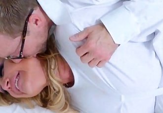 Kelly Madison Gets Treated For Her Nymphomania