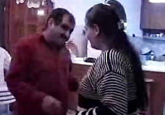 Fat turkish couple - 5 min