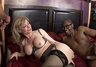 Interracial Ass MILFs Alana Evans, Flower Tucci, Nina Hartley, Anjanette AstoriHD