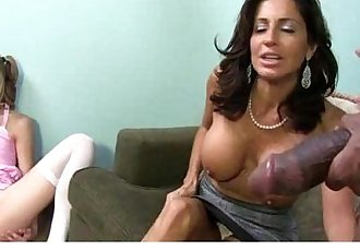 Milf Porn - Mommy gets fucked by big black monster 35 - 5 min
