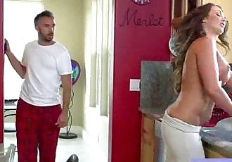 Hard Intercorse On Cam With Busty Gorgeous Wife movie-30