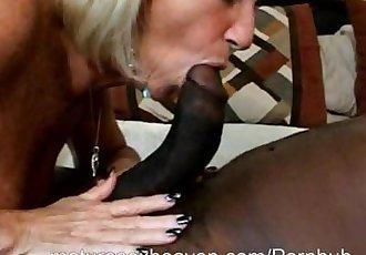 Granny And The Mega Cock Part 1
