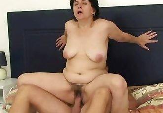 You fucking my mom!