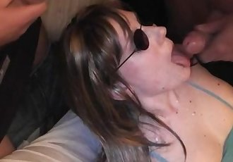 Swingers wives getting plenty of cocks