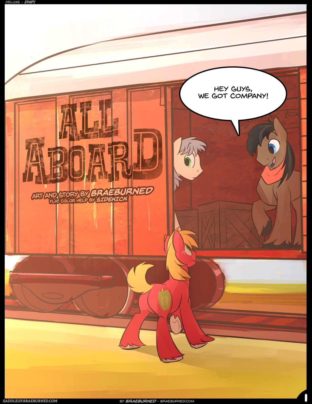 My Litel Pony Comic Porno braeburned all aboard (my little pony:.. at xxx cartoon sex